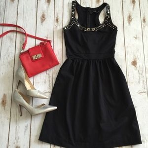 Cynthia Rowley Studded Dress