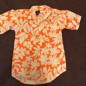 J. Crew Other - J Crew Men's  Hawaiian Shirt. Size Small