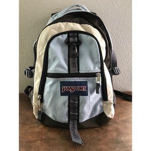Jansport Handbags - Baby Blue, Ivory, Mocha Jansport Backpack