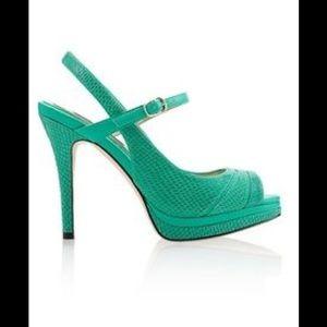 Gorgeous 💕👗WHBM Julip Exotic Heels.