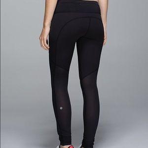 lululemon athletica Pants - Lululemon Speed Tight Legging Black 6
