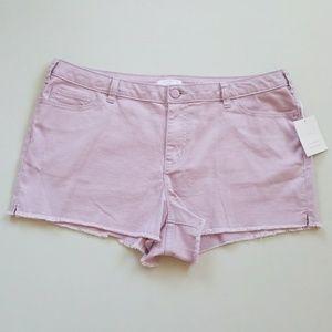 Lauren Conrad Pants - NWT Summer Ready Pretty Denim Shorts