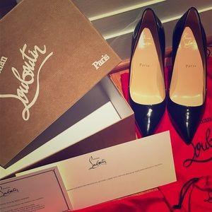 Christian Louboutin Shoes - Louboutin Pigalle