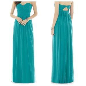 Alfred Sung Bridesmaid Dress // REDUCED⇩