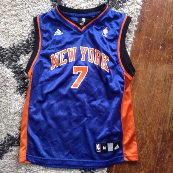 best cheap 757c1 d8c9e Adidas Kids New York Knicks jersey Frey