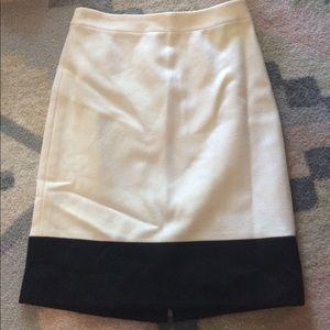 Never worn, J Crew pencil skirt size 00