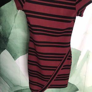 Dresses & Skirts - Bodycon striped dress