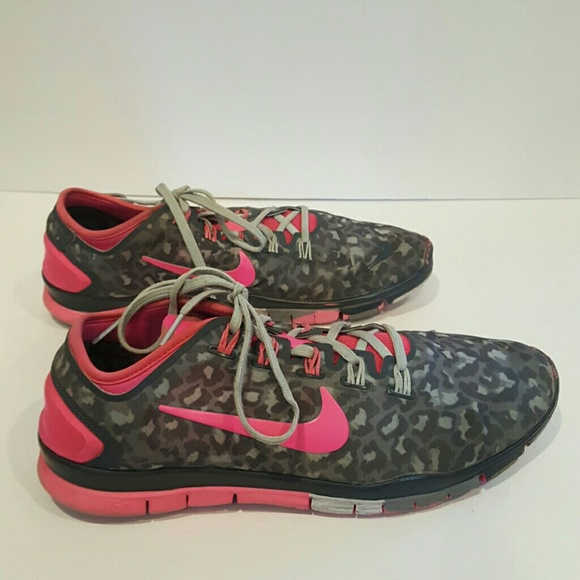 76 nike shoes nike free tr connect 2 pink grey