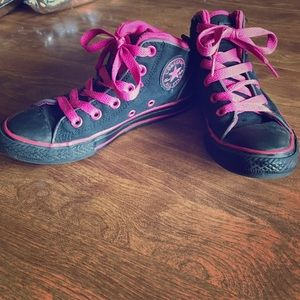 Girls Converse Allstar hightops