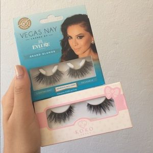 Eyelashes Bundle