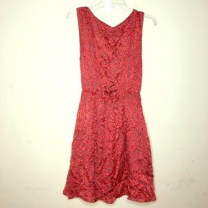 Alice & Olivia Dresses & Skirts - Alice + Olivia burnt orange dress.