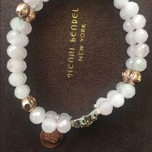 Henri Bendel beaded bracelet
