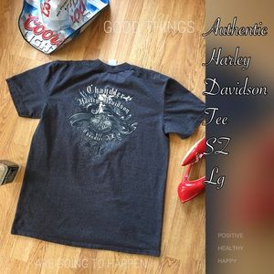 Other - Harley Davidson Graphic Tee