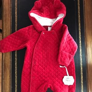Nordstrom Baby Other - Cozy baby snow suit