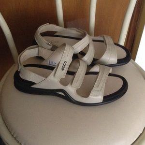 Ecco Shoes - ECCO Leather Sandals