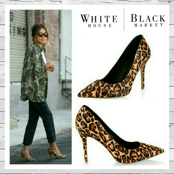 e533b8280f4 White House Black Market Shoes