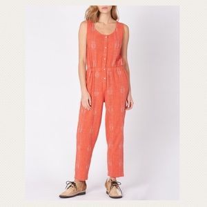 Ace & Jig Pants - Ace & Jig Jumpsuit size M
