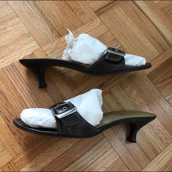 Corelli Shoes Leather
