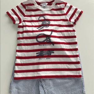 Jacadi Other - Jacadi Paris Nautical top