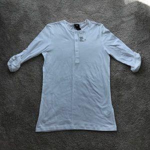 H&M Other - H&M Henley shirt