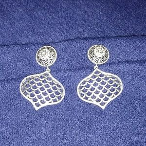 Jewelry - Crystal Earrings