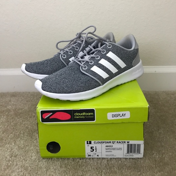 665ede63390d adidas Shoes - 🔥 SALE!!! 🔥Adidas Cloudfoam QT Racer 5.5