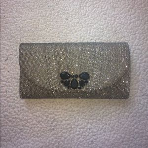 NWOT Gorgeous Formal Clutch