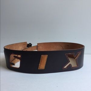 Miss Sixty Accessories - Miss Sixty leather belt