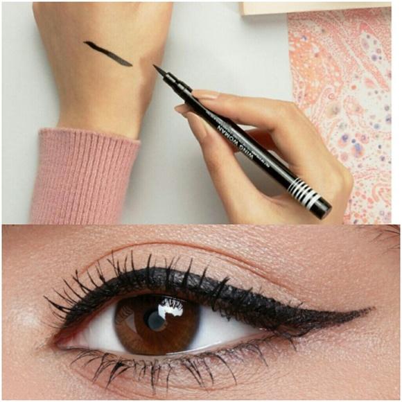 how to use felt tip eyeliner sanitary