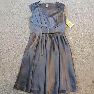 Sangria Dresses & Skirts - Dark gray dress BNWT size 10