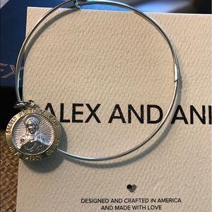 Alex & Ani Jewelry - ULTRA Rare Alex & Ani Sacred Heart of Jesus .925