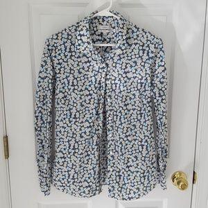 J. Crew Liberty Perfect Shirt