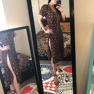 Other - Indian Silk Dress-Shirt