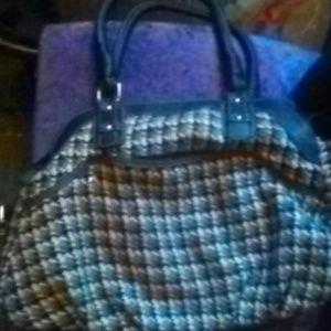 ROSETTI EST1994 purse bag black/grey/white