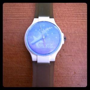 Swatch Accessories - Swatch Coca Cola collectors watch