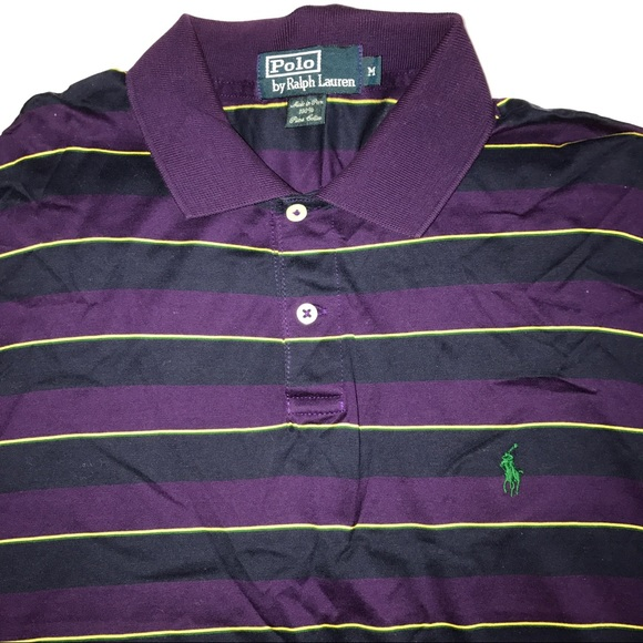 Polo by ralph lauren polo ralph lauren striped rugby for Long sleeve striped rugby shirt