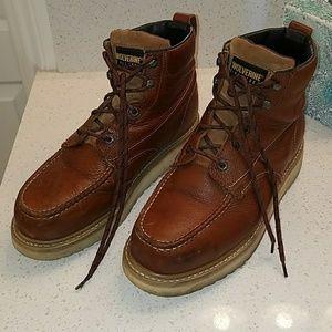 Wolverine Other - Wolverine Work Wedge Boots