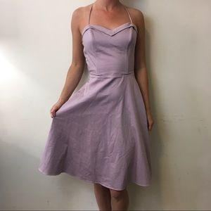 Betsey Johnson Dresses & Skirts - Betsey Johnson Lavender Sweetheart Party Dress