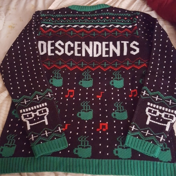 descendents christmas sweater buy 44 - Descendents Christmas Sweater