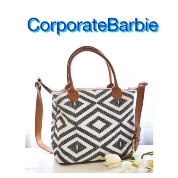 Tribe Alive Handbags - Tribe Alive Handmade Brocade Bag