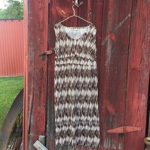 Catherines Dresses & Skirts - Catherine's 1X Maxi Dress - great pattern!