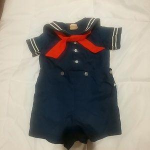 C.I. Castro Other - Vintage Nautical Sailor Suit