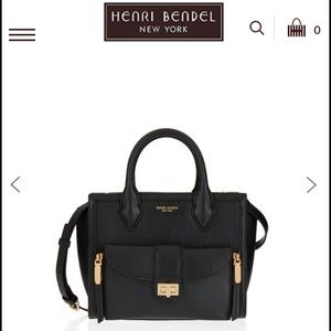 "henri bendel Handbags - Brand New!!!! Henri Bendel ""rivington"" tote"