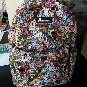 tokidoki Handbags - EUC Tokidoki Backpack + Binder Lot