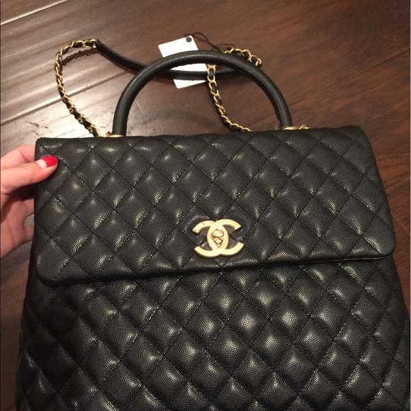 0887d0430649 CHANEL Bags | Coco Handle | Poshmark