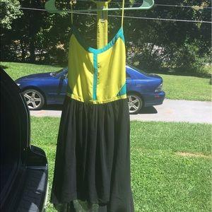 gentlefawn Dresses & Skirts - Women's GENTLEFAWN Lily Blake Limeade Dress