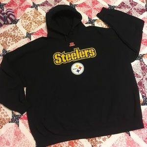 Steelers Other - Steelers Black Hoodie x Sweatshirt x Pittsburgh