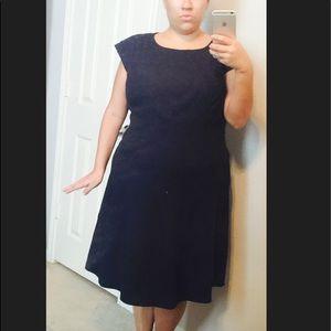 Anne Klein Dresses & Skirts - Blue Anne Klein A-Line Dress!! 💙