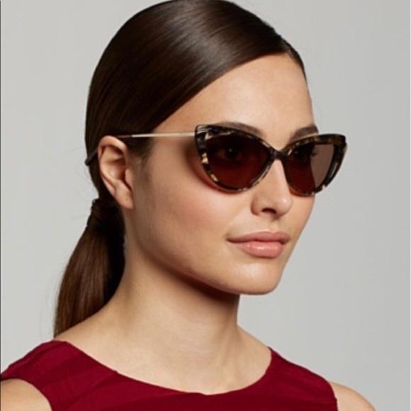e51d15e932561 Ysl Kate Cat Eye Sunglasses