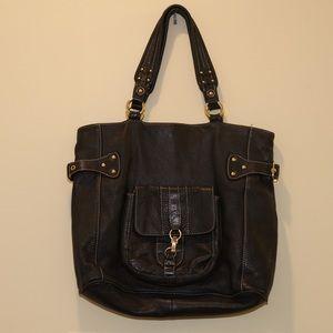 Kate Landry leather bag